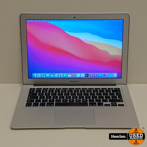 Apple Macbook Air Early 2015 | Intel Core i5-5250U | 8GB - 128GB SSD | C-Grade | Met Garantie