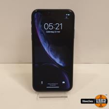 Apple Apple iPhone XR 128GB | Zwart | B-Grade | Met Garantie