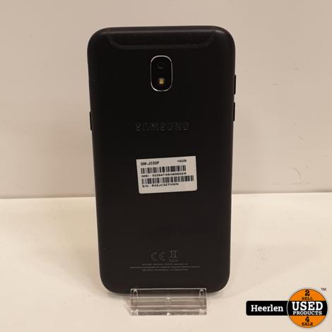 Samsung Galaxy J5 2017 16   Zwart   A-Grade   Met Garantie