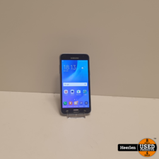 Samsung Samsung Galaxy J3 2016 8GB | Zwart | A-Grade | Met Garantie