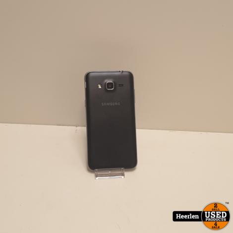 Samsung Galaxy J3 2016 8GB | Zwart | A-Grade | Met Garantie