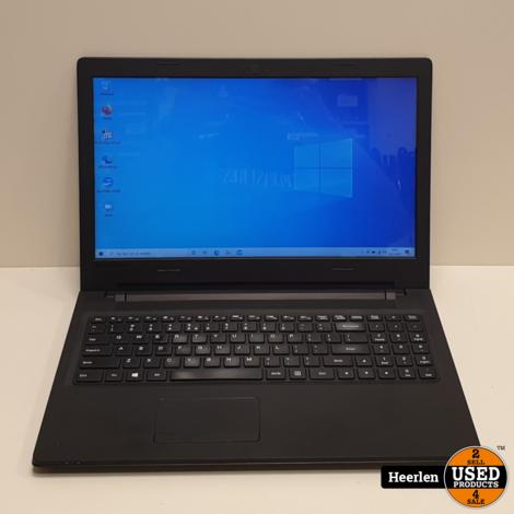 Lenovo IdeaPad 100-15IBD   Intel Core i3-5005U   4GB - 120GB SSD   B-Grade   Met Garantie