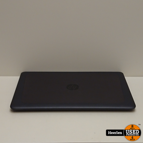 HP ZBook 15u G3 | Intel Core i7-6600U | 16GB - 240GB SSD | B-Grade | Met Garantie