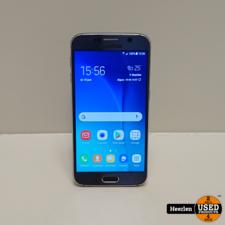Samsung Samsung Galaxy S6 32GB   Zwart   B-Grade   Met Garantie