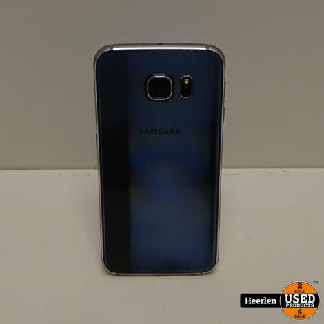 Samsung Galaxy S6 32GB   Zwart   B-Grade   Met Garantie