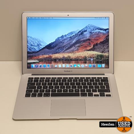 Apple Macbook Air Mid 2011 | Intel core i5 | 4GB - 120GB SSD | B-Grade | Met Garantie