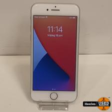 Apple Apple iPhone 8 64GB   Zilver   B-Grade   Met Garantie