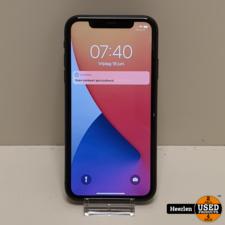 Apple Apple iPhone 11 64GB   Zwart   B-Grade   Met Garantie