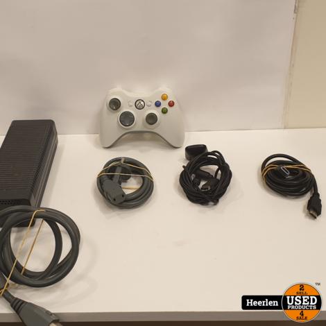 Microsoft Xbox 360 Elite 60GB | Wit | B-Grade | Met Garantie