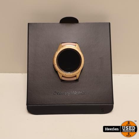 Samsung Galaxy Watch 42 mm   Goud   A-Grade   Met Garantie
