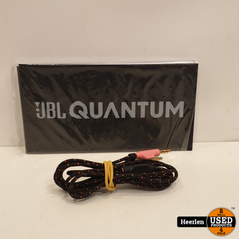 JBL Quantum 200 | Zwart | A-Grade | Met Garantie