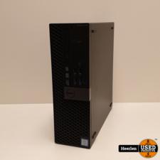 Dell Dell Optiplex 7040   Intel Core i5-6500   8GB - 1TB   A-Grade   Met Garantie