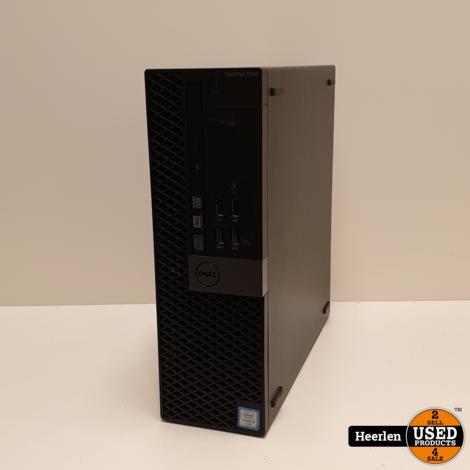 Dell Optiplex 7040   Intel Core i5-6500   8GB - 1TB   A-Grade   Met Garantie