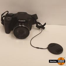 Canon Canon PowerShot SX540 HS 8GB SD | Zwart | A-Grade | Met Garantie