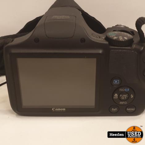 Canon PowerShot SX540 HS 8GB SD | Zwart | A-Grade | Met Garantie