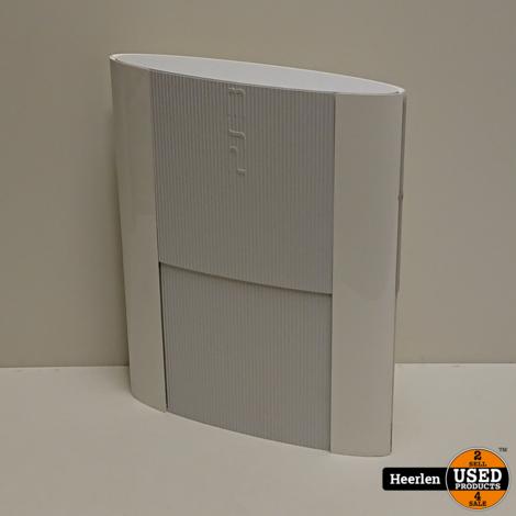 Sony Playstation 3 Ultra Slim 500GB | Wit | B-Grade | Met Garantie