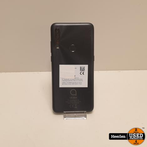 Alcatel 1SE- 5030D 16GB | zwart | A-Grade | Met Garantie