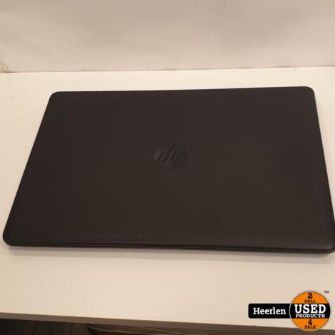 HP 15   Intel Core i3-7100U   4GB - 128GB SSD   A-Grade   Met Garantie