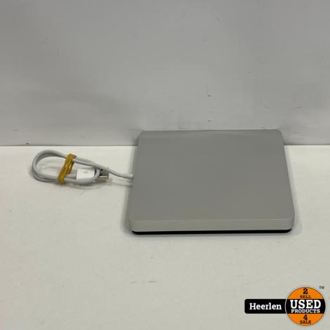 Apple USB Super Drive | Zilver | A-Grade | Met Garantie