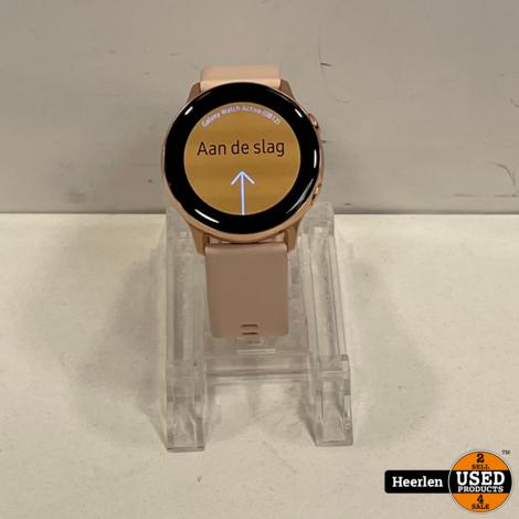 Samsung Galaxy Watch Active 4GB | Roze | B-Grade | Met Garantie
