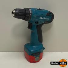 Makita Makita 6271D Accuboormachine | Blauw | B-Grade | Met Garantie
