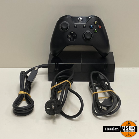Microsoft Xbox One 1TB | Zwart | B-Grade | Met Garantie
