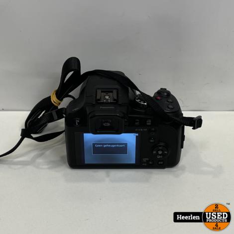 Panasonic Lumix DC-FZ82 | Zwart | B-Grade | Met Garantie