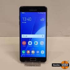 Samsung Samsung Galaxy A5 2015 16GB   Zwart   A-Grade   Met Garantie