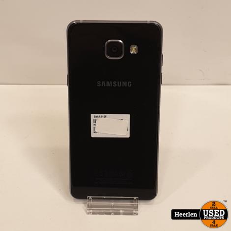 Samsung Galaxy A5 2015 16GB   Zwart   A-Grade   Met Garantie