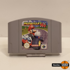 Nintendo Nintendo Mario Kart 64   Game   A-Grade   Met Garantie
