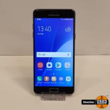 Samsung Samsung Galaxy A3 2016 16 | Zwart | A-Grade | Met Garantie