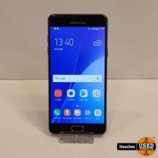 Samsung Samsung Galaxy A3 2016 16GB | Zwart | A-Grade | Met Garantie