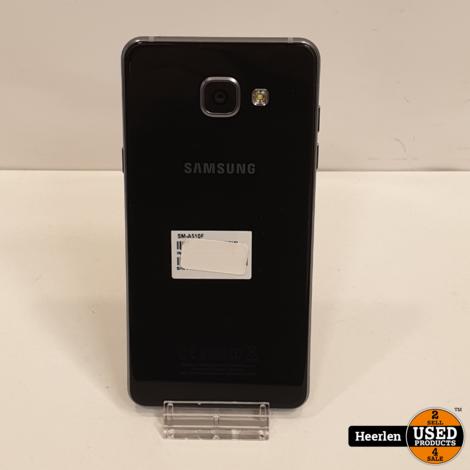 Samsung Galaxy A3 2016 16GB | Zwart | A-Grade | Met Garantie