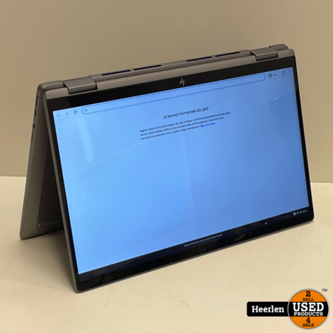 HP Chromebook 14 x360   Intel Core i5-10210U   8GB - 128GB SSD   A-Grade   Met Garantie