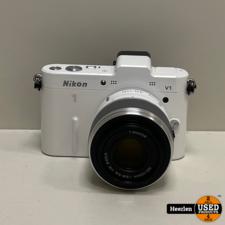 Nikon Nikon 1 V1 | Wit | B-Grade | Met Garantie