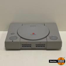 Sony Sony Playstation One   Grijs   B-Grade   Met Garantie