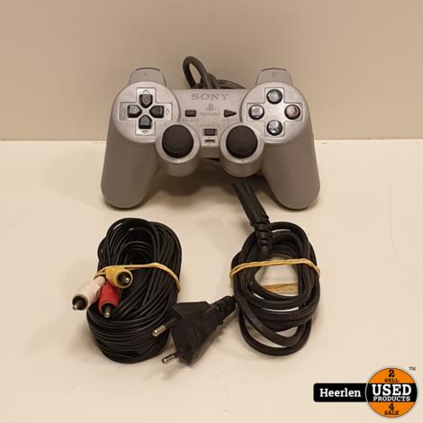Sony Playstation One     B-Grade   Met Garantie