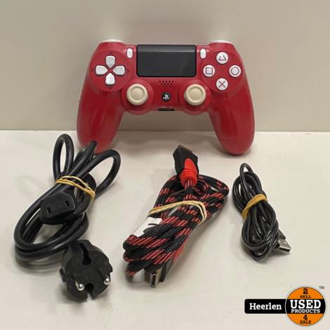 Sony Playstation 4 Pro Spiderman Edition 1TB   Rood   B-Grade   Met Garantie