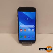 Samsung Samsung Galaxy A5 2017 32GB | Zwart | A-Grade | Met Garantie
