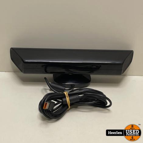 Microsoft Xbox 360 Kinect | Zwart | B-Grade | Met Garantie