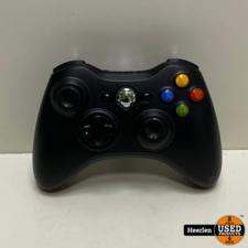 Microsoft Microsoft Xbox 360 Controller | Zwart | B-Grade | Met Garantie
