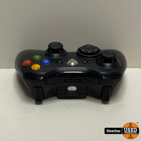 Microsoft Xbox 360 Controller | Zwart | B-Grade | Met Garantie