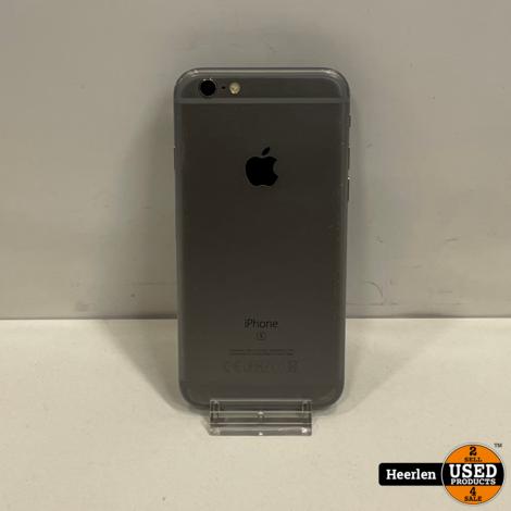 Apple iPhone 6S 128GB | Space Gray | B-Grade | Met Garantie
