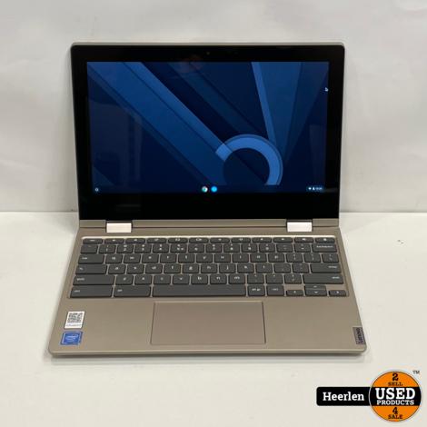 Lenovo IdeaPad Flex 3 | Intel Celeron N4020 | 4GB - 64GB SSD | A-Grade | Met Garantie