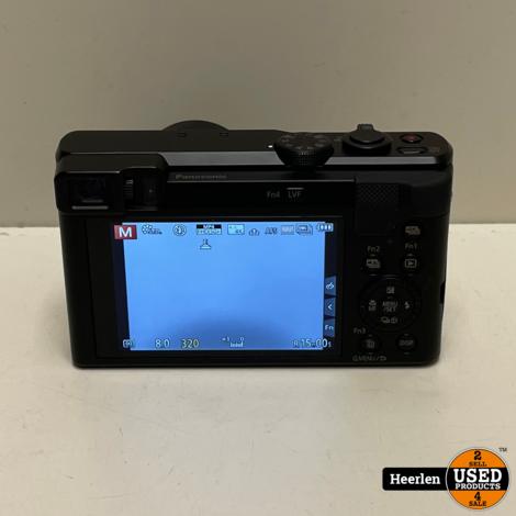 Panasonic Lumix DMC-TZ80 | Zwart | A-Grade | Met Garantie