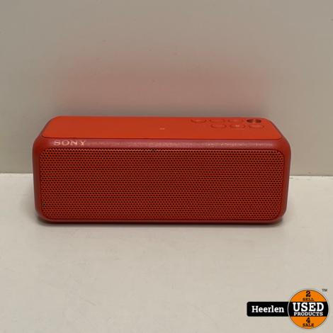 Sony SRS-XB3   Rood   B-Grade   Met Garantie