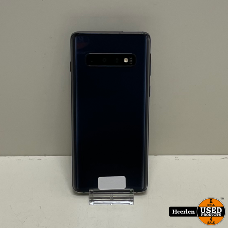 Samsung Galaxy S10 128GB   Prism Black   B-Grade   Met Garantie