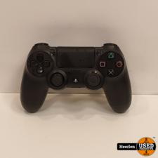 Sony Sony Playstation 4 Controller   Zwart   C-Grade   Met Garantie
