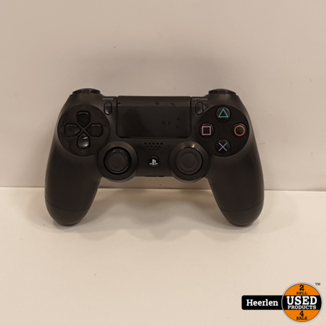 Sony Playstation 4 Controller | Zwart | B-Grade | Met Garantie