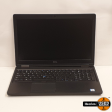 Dell Dell Latitude 5590 | Intel Core i5-8350U | 8GB - 256GB SSD | A-Grade | Met Garantie